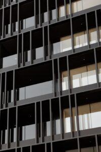 Fachada Edificio K