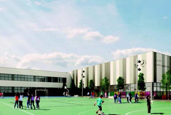 Proyecto Colegio de Casalarreina