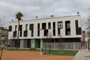 Residencial Parc de Liceu, exterior